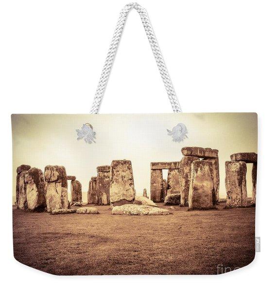 The Stones Weekender Tote Bag