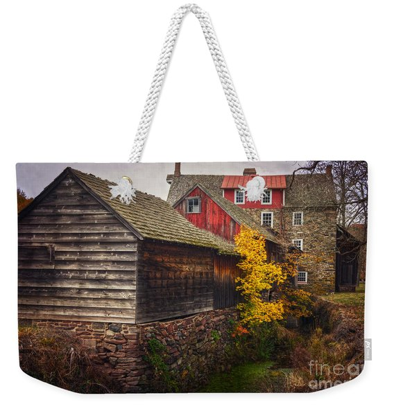 The Stover-meyers Mill Weekender Tote Bag