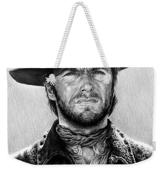 The Stranger Bw 1 Version Weekender Tote Bag