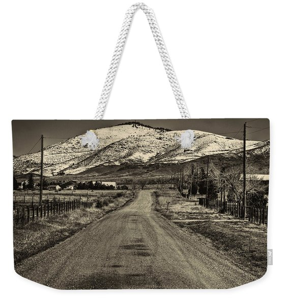 The Street Where Roo Lives Weekender Tote Bag