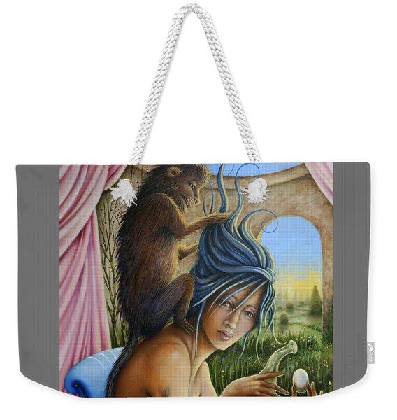 The Stylist Weekender Tote Bag