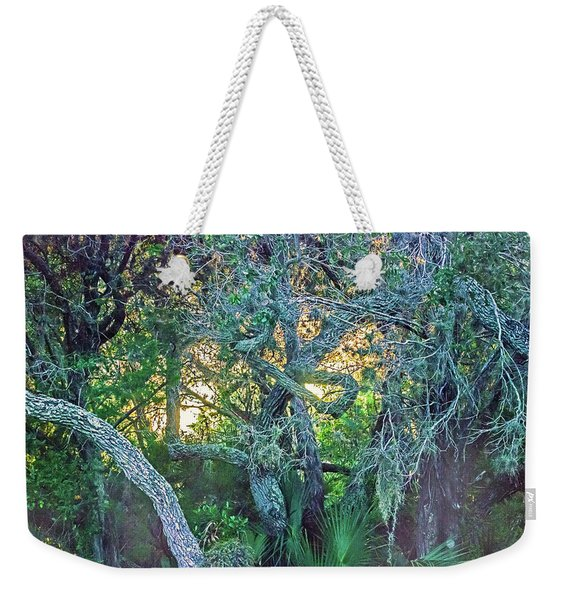 The Subconscious Weekender Tote Bag