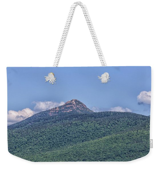 The Summit Of Mount Chocura Weekender Tote Bag
