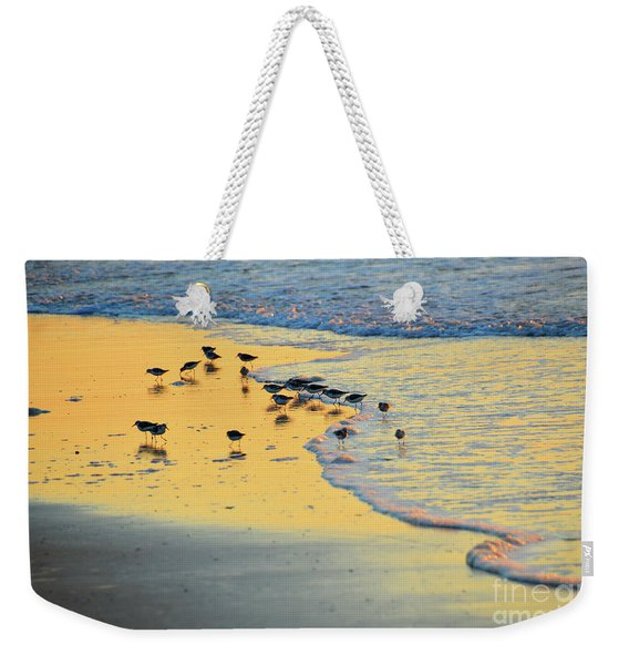 The Sun Is Shining And So Are You Weekender Tote Bag