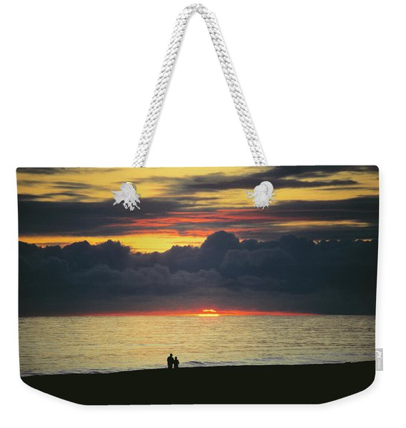 The Sundowners Weekender Tote Bag