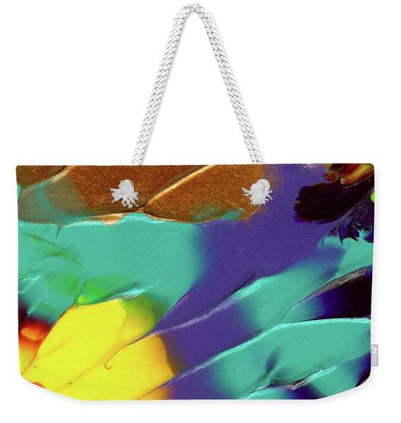 The Sunflower Weekender Tote Bag