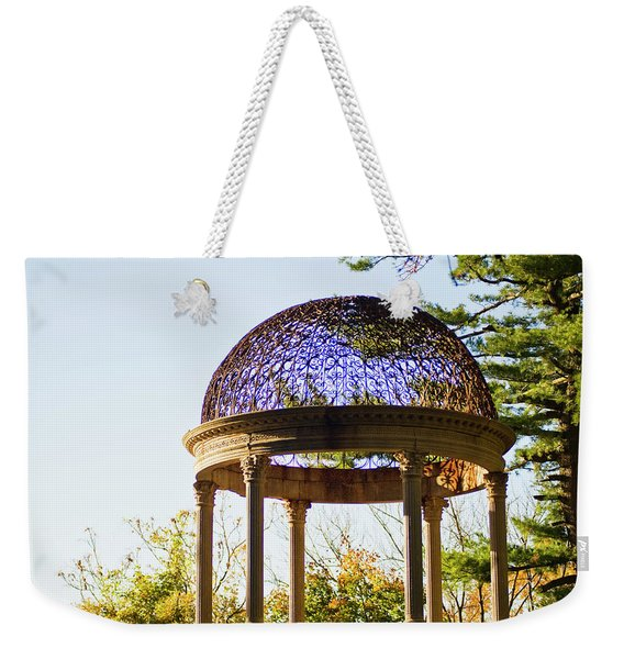 The Sunny Dome  Weekender Tote Bag