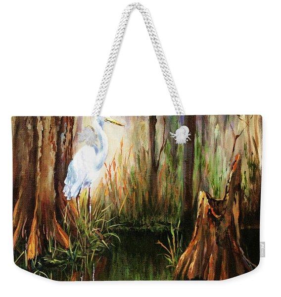 The Surveyor Weekender Tote Bag