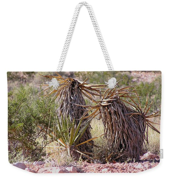 The Survivors At Red Rock Weekender Tote Bag