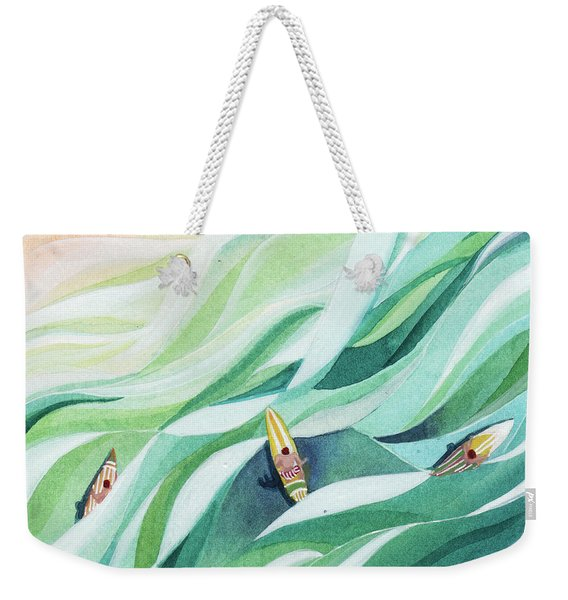 The Swell Weekender Tote Bag