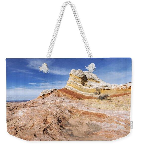 The Swirl Weekender Tote Bag