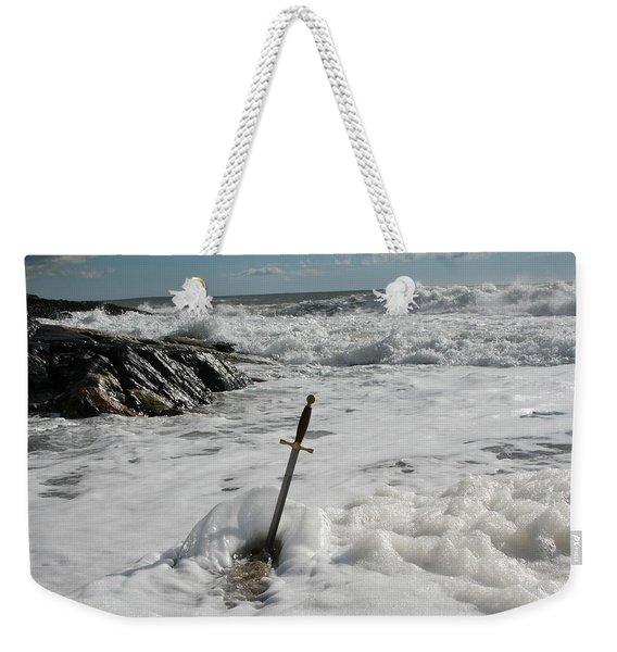 The Sword 2 Weekender Tote Bag