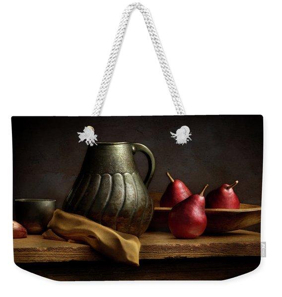 The Table Weekender Tote Bag