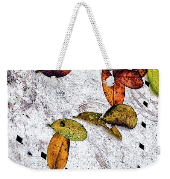 The Table Top Weekender Tote Bag