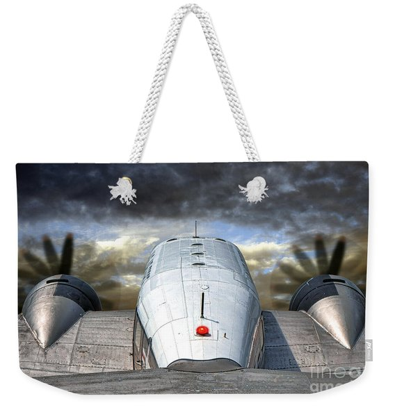 The Takeoff Weekender Tote Bag