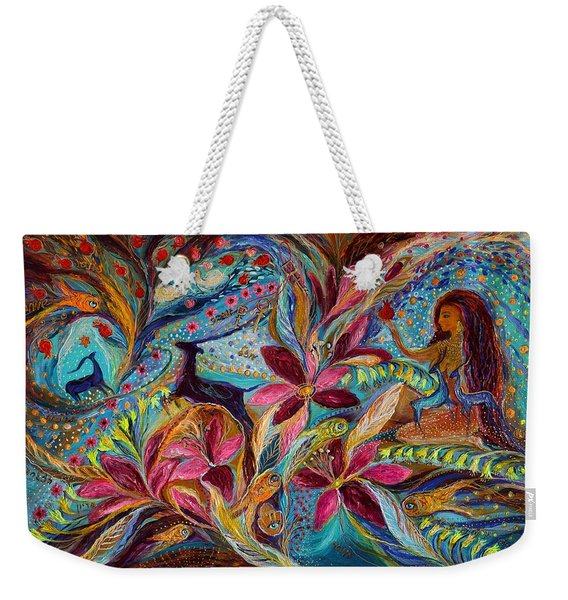 The Tales Of One Thousand And One Nights Weekender Tote Bag
