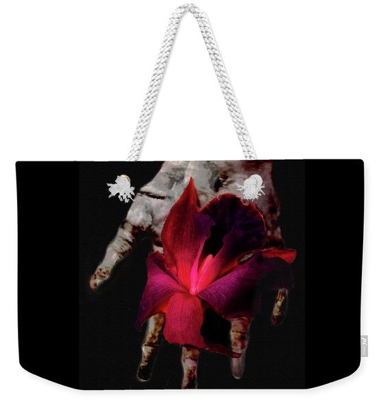 The Test Of Time Weekender Tote Bag