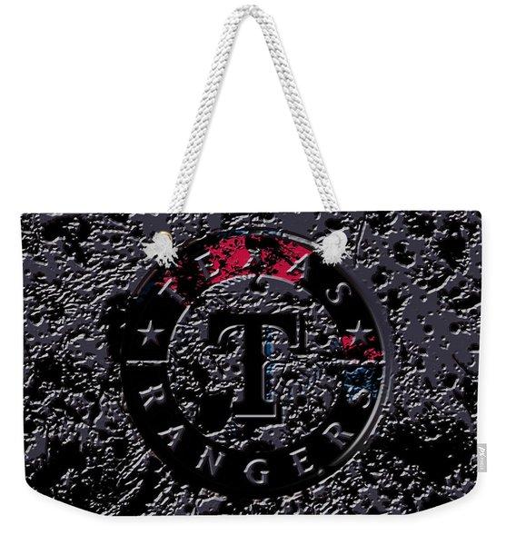 The Texas Rangers 1a Weekender Tote Bag