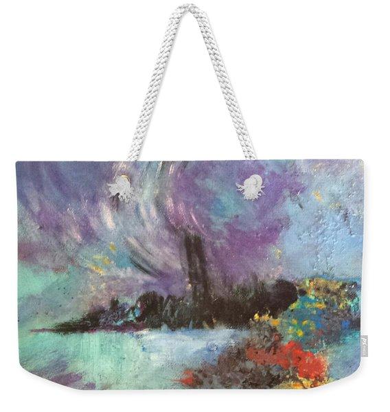 The Thames Weekender Tote Bag