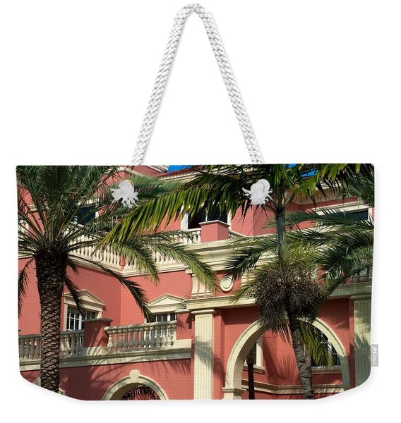 The Three Hundred Sixty Five Fifth Avenue S. Weekender Tote Bag