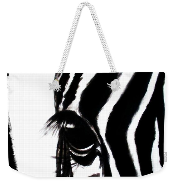 The Three Musketeers - Zebra Weekender Tote Bag