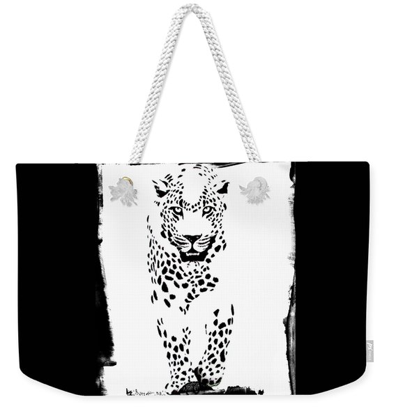 The Three Musketeers - Leopard Weekender Tote Bag