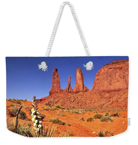 The Three Sisters Weekender Tote Bag