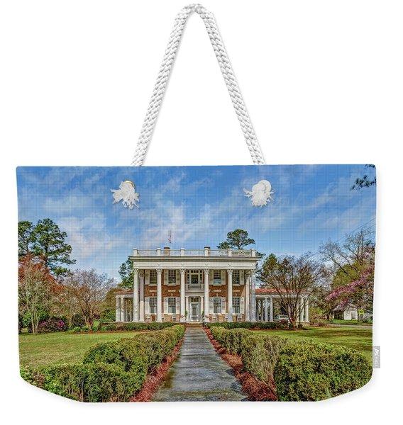 The Tisdale Manor Weekender Tote Bag