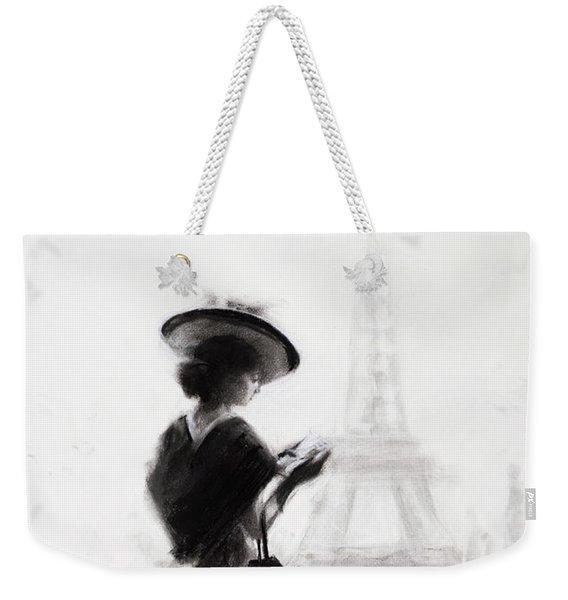 The Traveler Weekender Tote Bag