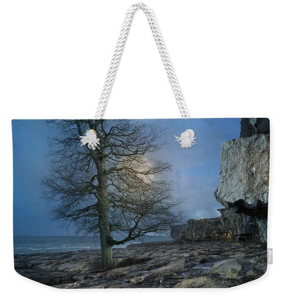 The Tree Of Inis Mor Weekender Tote Bag