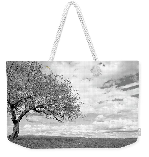 The Tree On The Hill Weekender Tote Bag
