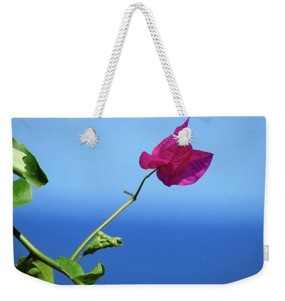 The Tropical Bloom Weekender Tote Bag