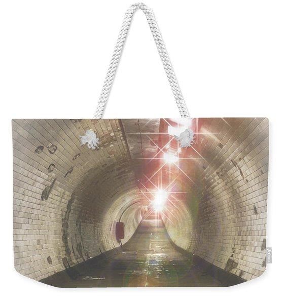 The Tunnel Weekender Tote Bag