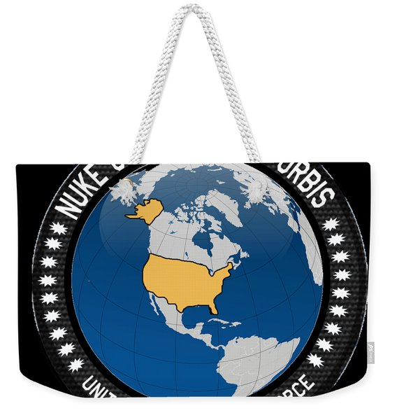 The United States Space Force Weekender Tote Bag
