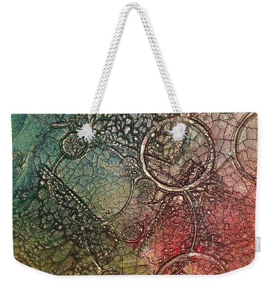 The Universe Weekender Tote Bag
