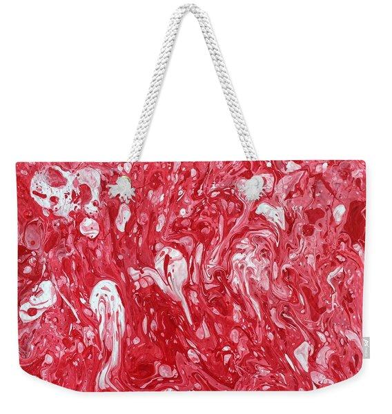 The Valentine's Day Massacre Weekender Tote Bag