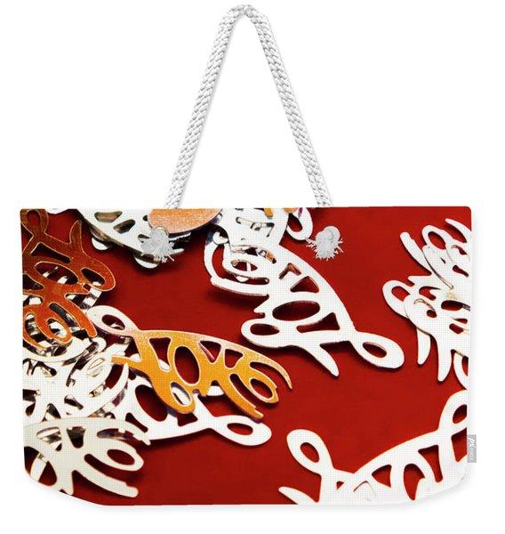 The Valentines Day Token Weekender Tote Bag