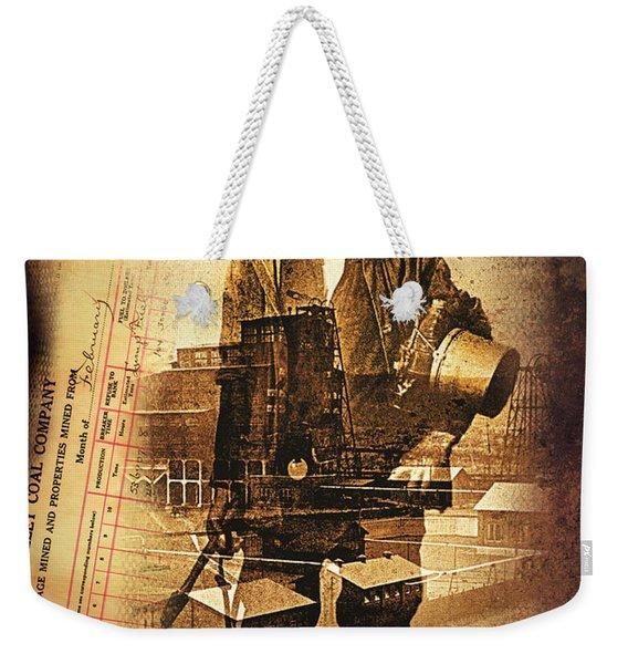 The Valley On My Mind.. Weekender Tote Bag