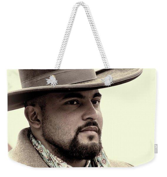 The Vaquero Weekender Tote Bag