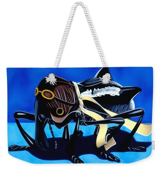 The Veteran Weekender Tote Bag