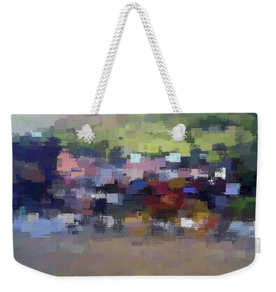 The Village Weekender Tote Bag