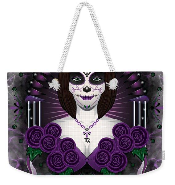 The Virgin Virgo Spirit Weekender Tote Bag