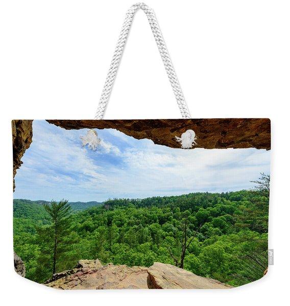 The Vista Extraordinaire Weekender Tote Bag