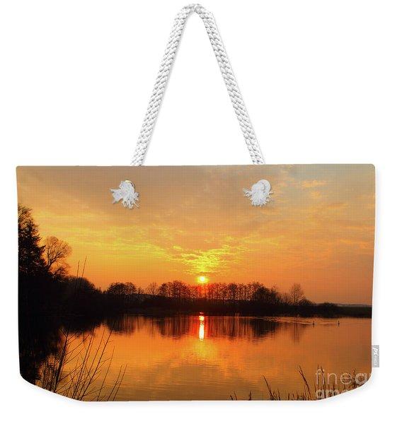 The Waal Weekender Tote Bag