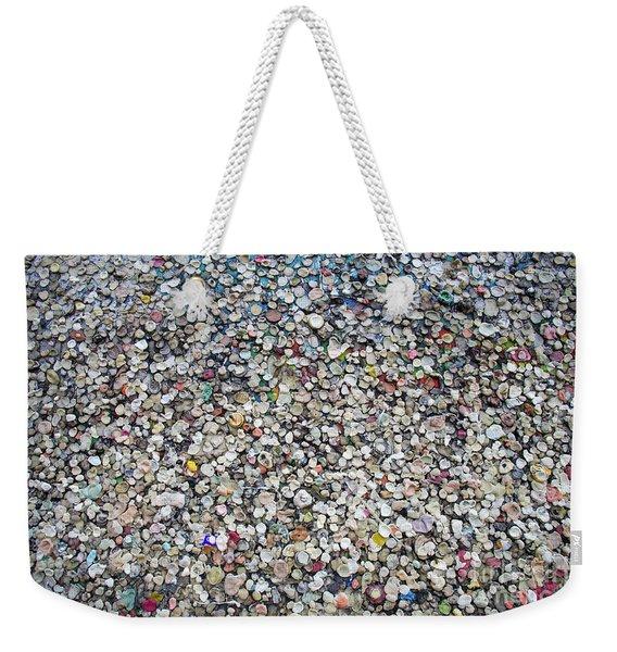 The Wall #12 Weekender Tote Bag