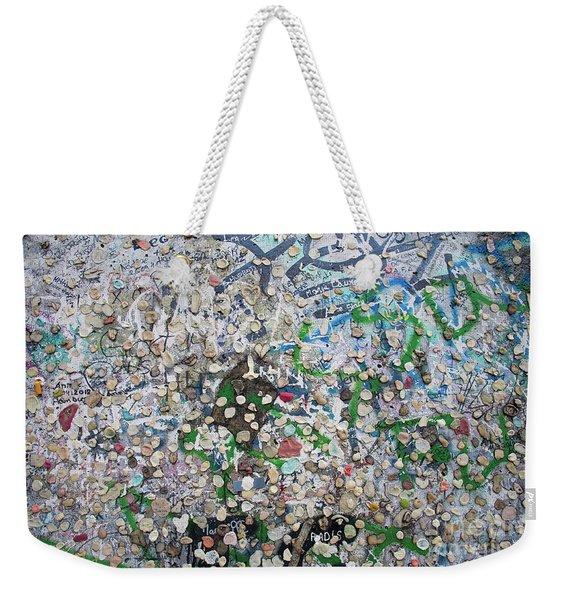 The Wall #3 Weekender Tote Bag