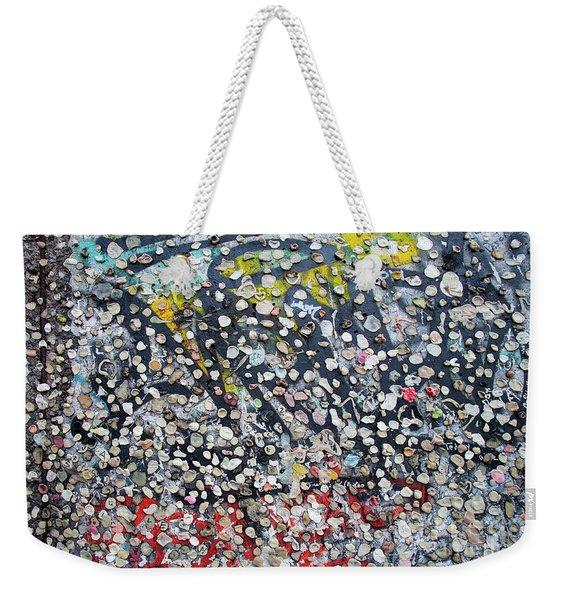 The Wall #5 Weekender Tote Bag
