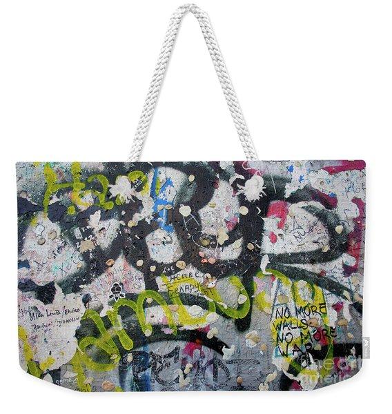 The Wall #9 Weekender Tote Bag
