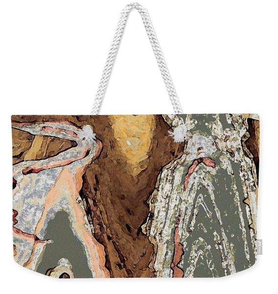 The Wanderers Weekender Tote Bag