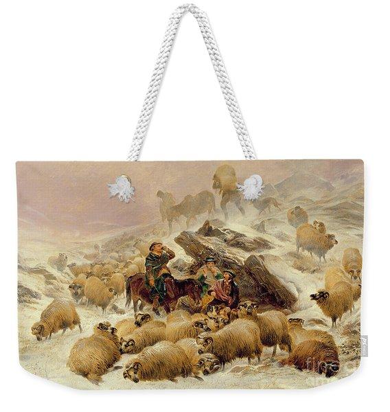 The Warmth Of A Wee Dram Weekender Tote Bag